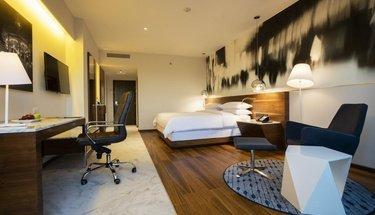 Suite king Hotel Krystal Urban Guadalajara Guadalajara
