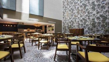 Restaurante Hotel Krystal Urban Guadalajara Guadalajara